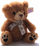 Brand New Small Brown Classic Teddy Bear 20cm Soft Toy
