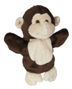 Ravensden Soft Toy Collection Monkey Glove Hand Puppet 27cm