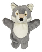 Ravensden Soft Toy Collection Wolf Glove Hand Puppet 27cm