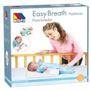 Molto Baby EASY BREATH SLEEP POSITIONER - Infant Sleep Wedges Anti Roll Cushion