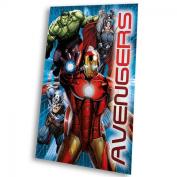Kids Euroswan - Marvel MV92186 Avengers Fleece Blanket 150 x 100 cm.