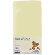 Chicco Next 2 Me/Chicco Lullago Fitted Sheet - Lemon
