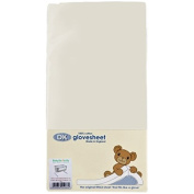 Fitted Sheet For Chicco Next 2 Me/Lullago By BabySecurity - Cream