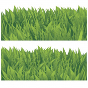 "Wandkings border ""grass border"", 2 pieces each 120 cm, total length"
