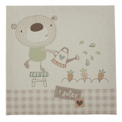Bed-e-Byes Baxter and Rosie Wall Canvas