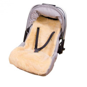Natural Baby Sheepskin Carseat Liner