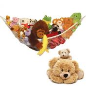 Large Soft Toy Corner Hammock