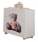 Casababy Teddy High Gloss Chest of Drawers