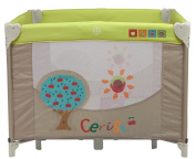 Looping Folding Playpen Kiwi