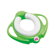 Toilet Wc Seat Reducer Okbaby Pinguo Soft 44 Verde Flash [cod.825]