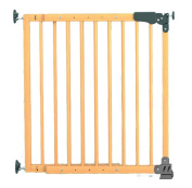 Reer 46221 Safety Gate with Optional Screw Fitting White
