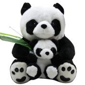 Drasawee Best Gift Cute Panda Plush Toys Kids Baby Stuffed Animal Soft Doll Toys 28cm