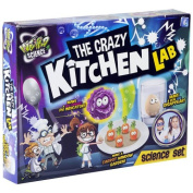 THE CRAZY KITCHEN LAB WEIRD CHEMISTRY SCIENCE SET EDUCATIONAL TOY GIFT FUN XMAS