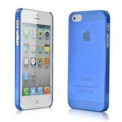 Deet® iPhone 5S / 5 Ultra Slim [0.3mm] PRO Protective Case, Blue