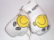 Mr Men Mr. Happy Mini Boxing Gloves