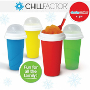 Chill Factor Slushy Maker Cup