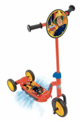 MV Sports Fireman Sam Light N Sound Scooter