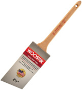 Wooster Brush 4181-2 1/2 Ultra/Pro Firm Willow Thin Angle Sash Paintbrush, 6.4cm