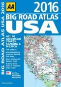 AA Big Road Atlas USA: 2016