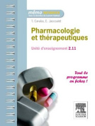 Pharmacologie Et Therapeutiques  [FRE]