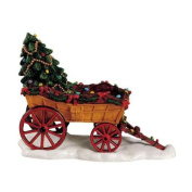 Lemax Village Collection Farm Waggon Table Accent