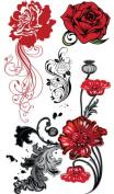 Supperb® Temporary Tattoos - Europe Beauties