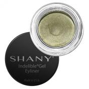 SHANY Indelible Gel Liner, Talc Free, Waterproof, Crease Proof Liner, Garden Goddess, 10ml