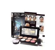 Mehron Mini-Pro Student Makeup Kit - Medium/OliveMedium