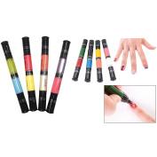 (Set) Migi Nail Art Pen/Brush 16 Colours & 8 Pens in Pastel & Classic Shades