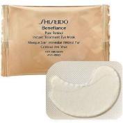 SHISEIDO by Shiseido Benefiance Pure Retinol Instant Treatment Eye Mask--12 pads for Women