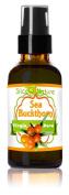 Slice Of Nature Sea Buckthorn Oil - 100% Pure Virgin Unrefined Sea Buckthorn Berry oil - Eczema & Psoriasis Scalp Treatment, Anti Ageing Moisturiser, Remove Age Spots, Sea Buckthorn Body Lotion