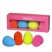 Maeline® Natural Beauty Makeup Blender Sponges