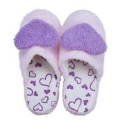 Sunward Indoor Slipper, Lovely Bear / Love Heart Lovers Super Soft & Lightweight Warm Home Floor Slippers Shoes (36