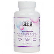 GBL Biotin 3000 Hair Skin Nails Vitamins 90 Tablets