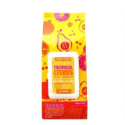 Tropical Citrus Cleansing Wipes, 60 Count