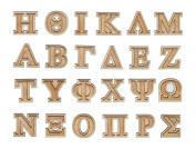 Decorative Wooden Greek Letters (Double Layer)