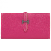 Women's PU Leather Wallet Purse Credit Card Clutch Holder Case