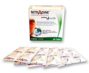 Nitradine Ortho Junior Tablets - 20 Tablets For Cleaning & Disinfecting 10 Weeks Supply