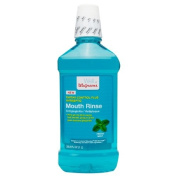 Walgreens Tartar Control Plus Antiseptic Mouth Rinse, Mint, 1000ml