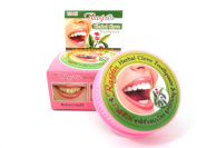 Rasyan Isme Herbal Clove Toothpaste 25g. Tooth Paste Anti Bacteria Bad Breath Decay x 3 packs