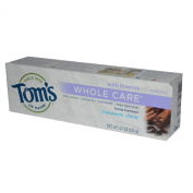 Toothpastes Cinnamon Clove Fluoride Whole Care 140ml