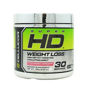 Cellucor Super HD Peach Mango Powder G4 - 30 Servings