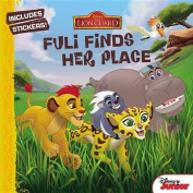 The Lion Guard Fuli Finds Her Place