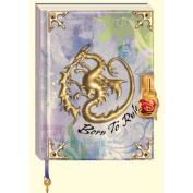 Descendants Mal's Diary in Acetate Box