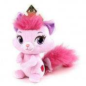Disney Princess Palace Pets 15cm  Plush - Beauty Kitty