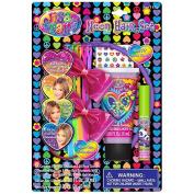 Lisa Frank Neon Beauty Hair Set