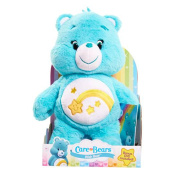 Care Bear Medium Plush with DVD - Wish Bear