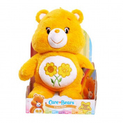 Care Bear Medium Plush with DVD - Friend Bear