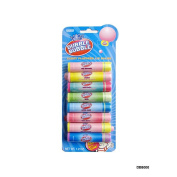 Dubble Bubble Candy Flavoured Lip Balm - 8 Pack