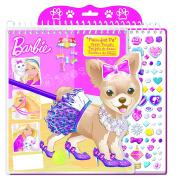 Barbie® Purrr-fect Pet Sketch Portfolio